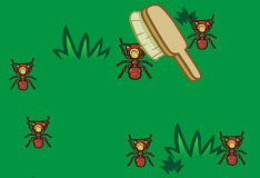 Муравьи на пикнике