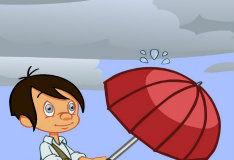Дождливая игра