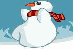 Игра Снежный лабиринт
