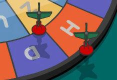 Игра Буквенный дартс