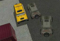 Игра Парковка внедорожника 3D