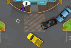 Игра Работник автостоянки