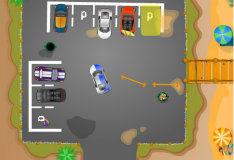 Игра Пляжная парковка
