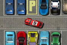 Игра Искусство парковаться