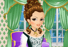 Игра Макияж для французской принцессы