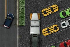 Игра Паркуйся быстрее!