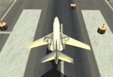 Игра Припаркуй аэроплан