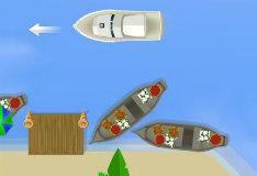 Игра Пришвартуй мою яхту