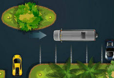 Игра Парковка роскошного лимузина