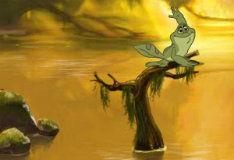 Игра Приключение на болоте