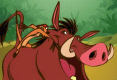 Тимон и Пумба: жуковзрыватели