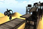 Играть бесплатно в Мототрюки в 3D
