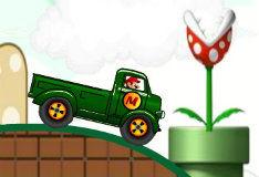 Игра Марио на колесах
