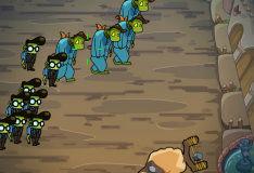 Игра Принц против зомби