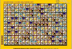 Игра \Игра Симпсоны: найди пару