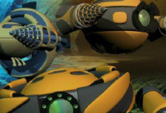 Игра Майнкрафт: Инопланетный шахтер