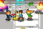играйте в Zombie Riot