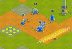 Игра Акварельные земли