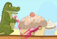 Игра Гонки по стране мороженого