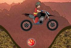 Игра Бакуган: мотогонка