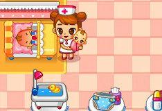 Игра Доктор для малютки