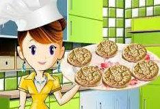 Игра Печенье с арахисовым маслом