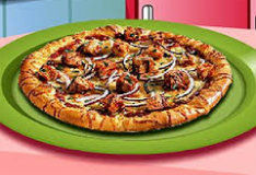 Игра Рецепт домашней пиццы