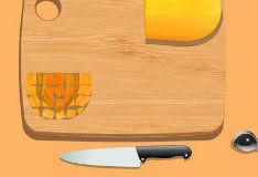 Игра Суп из тыквы сорта Сквош