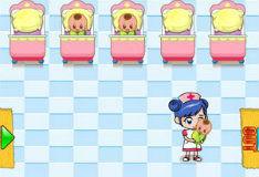 Игра Уход за ребенком в режиме нон-стоп
