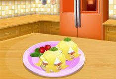 Игра Яйца Бенедикт