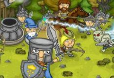 Игра Крестовый поход зомби