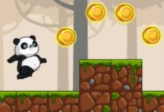 Игра Беги, панда, беги!
