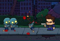 Игра Зомбопокалипсис 2