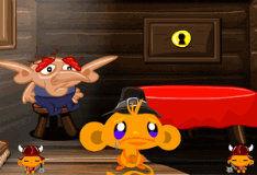 Счастливая обезьянка: сказочное путешествие 2