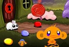 Игра Пасхальная обезьянка