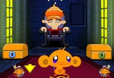 Игра Счастливая обезьянка: сказочное путешествие