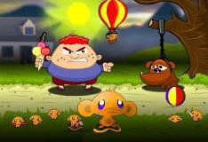 Игра Счастливая обезьянка: марафон. Часть 4