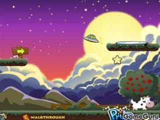 Игра Инопланетянин-вор