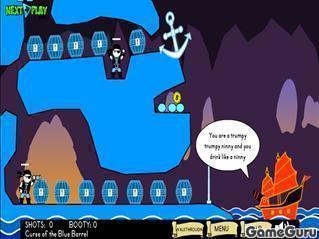 Игра Пираты против Ниндзя