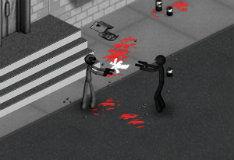 Игра Стрелялки - Головорезы: уличные войны - пролог