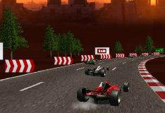 Игра гонки на крутых машинах Формула 2012
