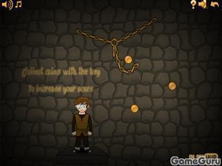 Игра Побег из подземелья