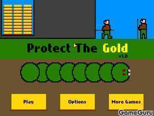Игра Защита золота