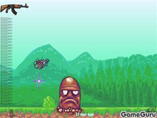 Игра Запусти черепаху!