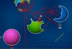 Игра Гравитационные войны