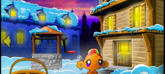 Игра Миниатюрные обезьянки 2