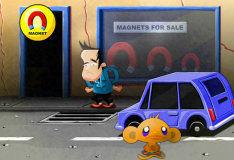 Игра Счастливая обезьянка 5