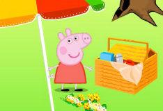 Игра Огород свинки Пеппы