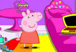 Украсьте комнату свинки Пеппы
