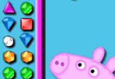 Игра Свинка Пеппа: беджевелед